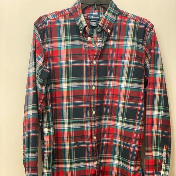 18-20 Ralph Lauren Long Sleeve Ralph Lauren Shirt